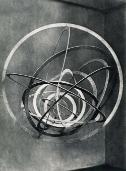 Hanging Construction by Alexander Rodchenko, 1920