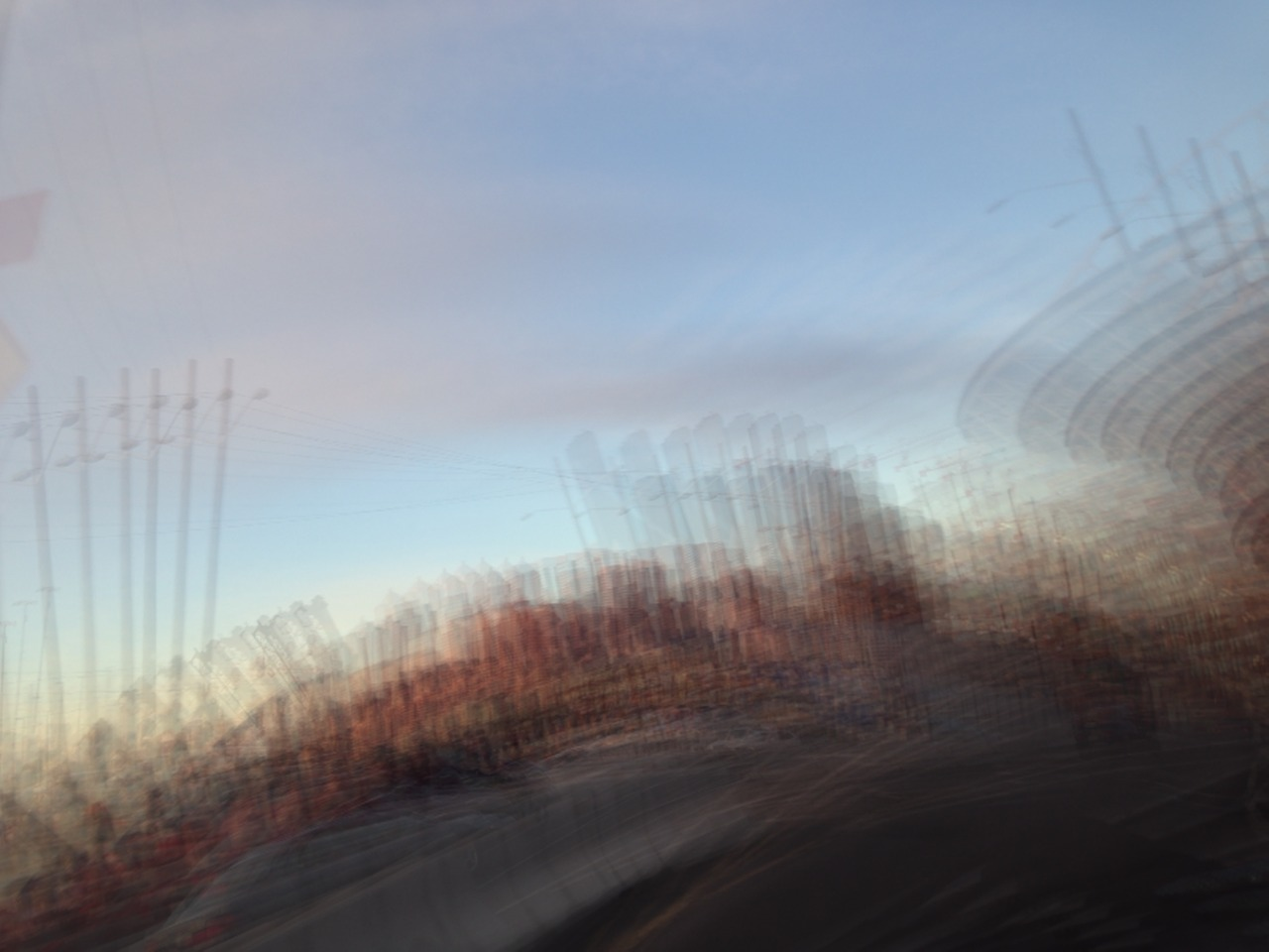 candidstreet:  Commute Nine  Slow Shutter Experiments Photo by tsparks
