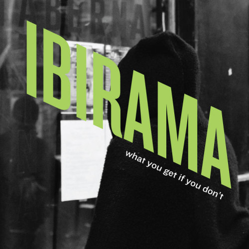 Ibiriama - What You Get If You Don't photo credit: http://www.flickr.com/photos/letchetche/8516345497/