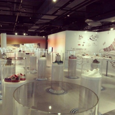 The Gallery  @ Bata Shoe Museum. #Toronto #sneakers #kicks