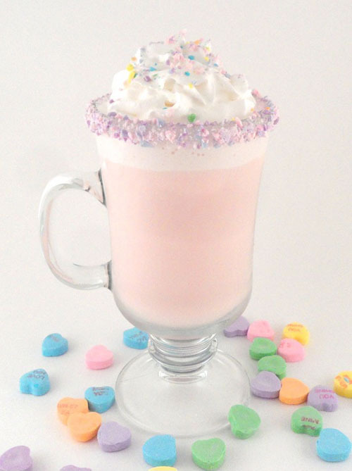 justrebellion:  conversation heart cocoa
