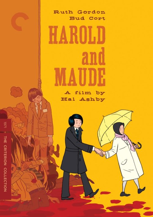 fuckyeahmovieposters:  Harold and MaudeSubmitted by ysimecaigo