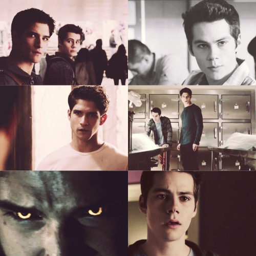 Scott and Stiles in the new Teen Wolf trailer clip (x)