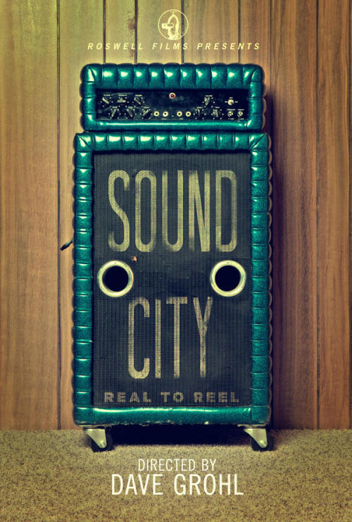 Sound City (2013) This is a documentary by Dave Grohl about Sound City, the recording studio where, despite being fairly run-down and far from being state-of-the-art, a whole lot of really great albums were made. I found it reasonably enjoyable. There were certainly some brilliant musicians featured in the film, and I liked hearing from them. The end of the film kind of changes into being about Grohl's album he made with the equipment from Sound City with some other big artists like Trent Reznor, Stevie Nicks and Paul McCartney, and is enjoyable in a different way to the rest of the film. The album is really good too, by the way. It was nicely made, with good editing, and if you're a music fan, I recommend giving it a watch.