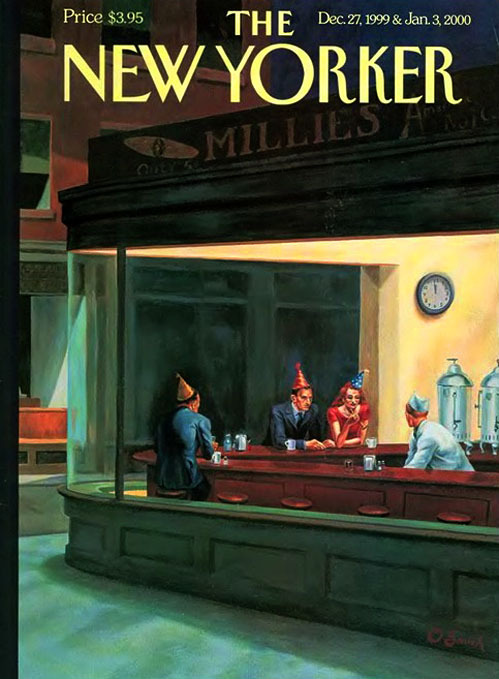 nevver:  The New Yorker  Indeed!