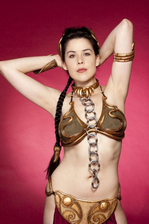explore princess leia slave