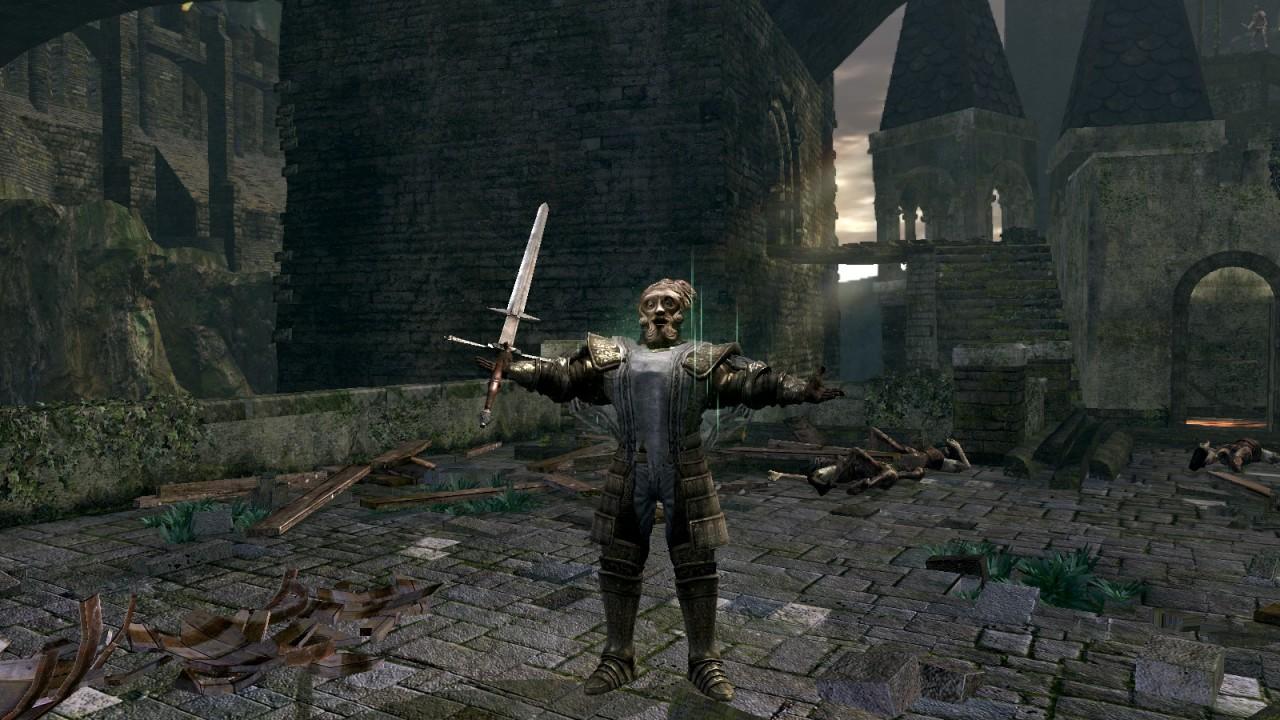 Black leather gloves dark souls - Giant Dad Dark Souls Stats Soul Level 99 Vit 48 Atn