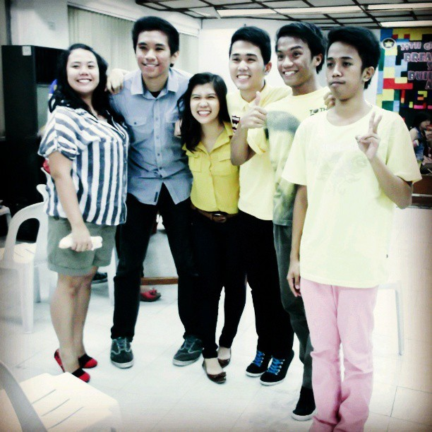 I miss you guys! #crazy #blockmate #BLIS