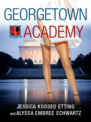 "Georgetown Academy Book 2- Jessica Koosed Etting and Alyssa Embree Schwartz *This review is spoiler free but if you want to read my review of Book 1 go here. There is something about Georgetown Academy that is immersive. When I'm in the fast paced world of politics and high school with Ellie, Taryn, Brinley and Evan, nothing else matters out in ""real life."" I consumed this book in record time, and who could blame me? We have relationship drama, potential romance, secrets, alliances, politics, parental problems, forbidden loves, and frenemies. There's something for everyone! Book Two picks up right where Book One left off—-namely in the midst of a massive scandal! And things just get more complicated and entangled here as we lead up to the Follow the Stars benefit. I am still LOVING the choose your own adventure style of Coliloquy especially because at the end point of that chapter I can with one click go back and read all the other story lines as well. Honestly, it's the order that I chose to read those in that revealed to me who I like best (Elle) and who I find most interesting (Brinley). And frankly having to choose between Hunter and Gabe is no easy matter—-so I'm glad I don't have to. Georgetown Academy is my new guilty pleasure! And thanks to the generous folks at Coliloquy it can be yours too! ENTER TO WIN A SET OF DIGITAL BOOKS (Book 1 and Book 2) USING THE RAFFLECOPTER HERE. Overall: A Georgetown Academy Book Two is out now from Coliloquy, get your copy here or enter the raffle to win it above! e-copy provided gratis by Coliloquy."