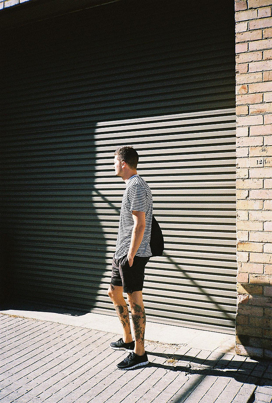 benclementphoto:  Ben fraser ft stripes //