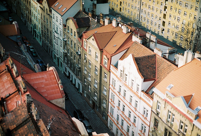 imperfectio:  prague by remaininglight on Flickr.