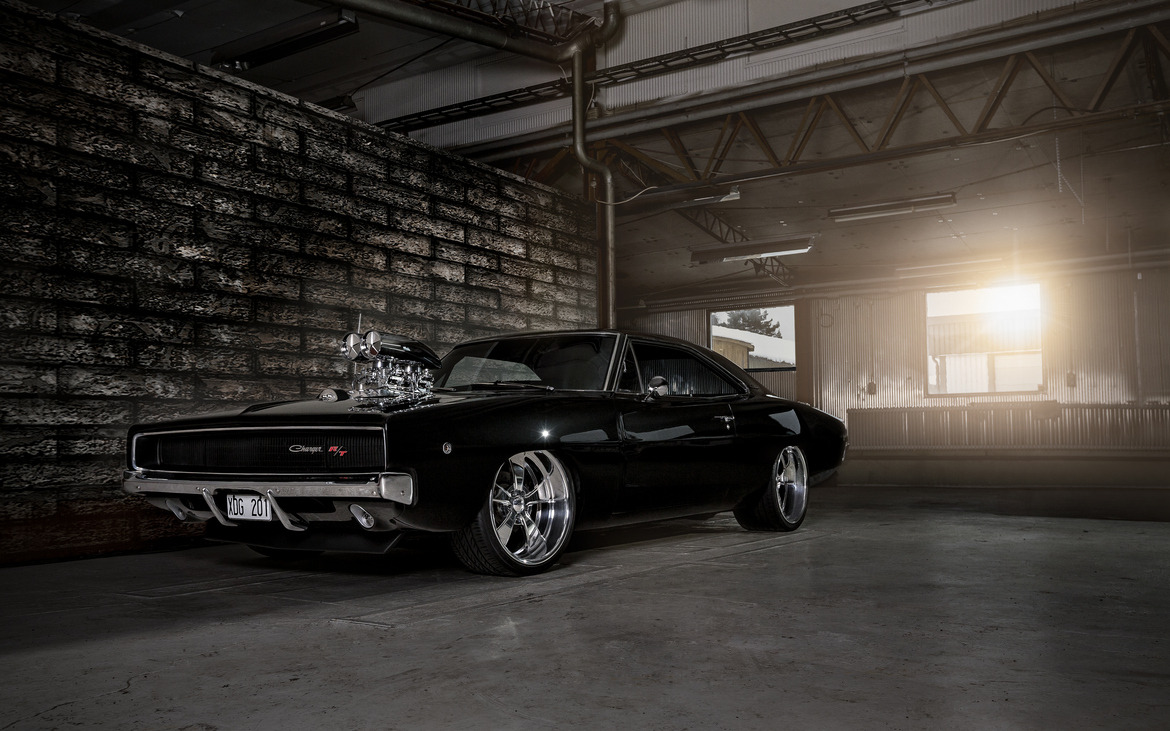automotivated:  (via 500px / Muscle Car by Adam Palander)