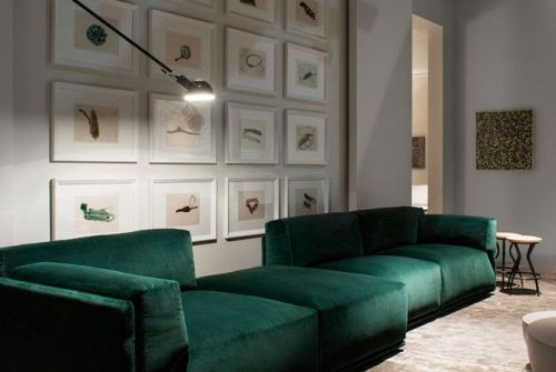 Bacon Sofa, Meridiani   Design ANDREA PARISIO