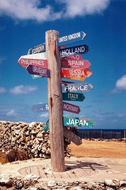 urbanoutcasters:  before i die, i want to go visit all these places