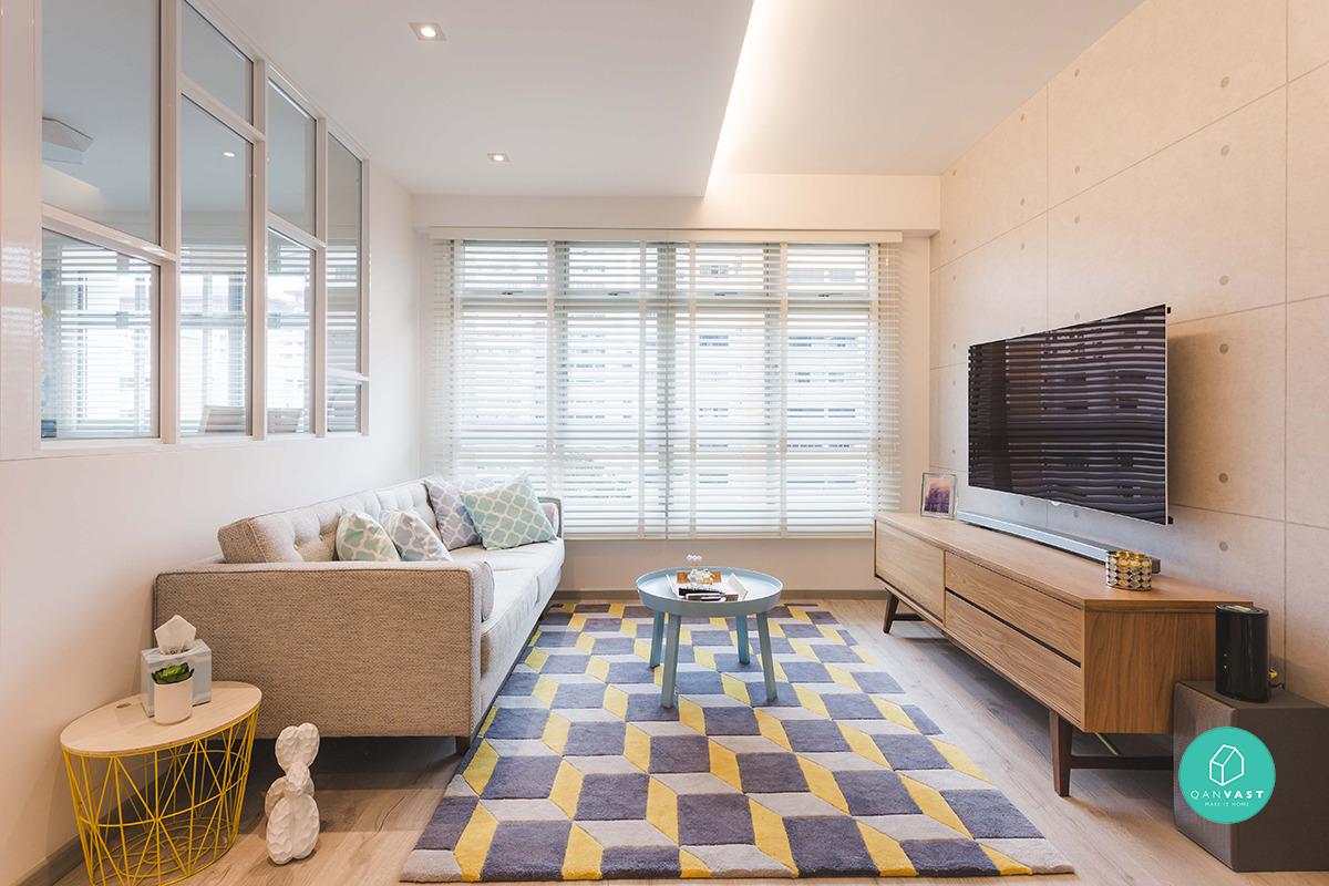 Qanvast - Interior Design Ideas — 10 Kick-Ass HDB Home Designs