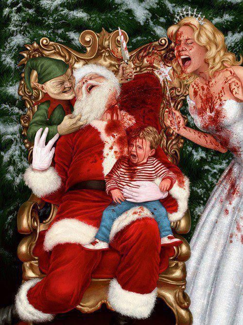 m3talismylif3:  Have A Very Metal Christmas HA HA HA