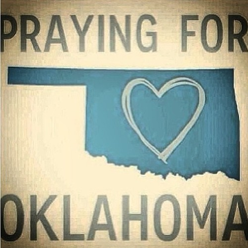 #Prayers going out to all the #families of #OklahomaCity #Oklahoma we all send our #LOVE