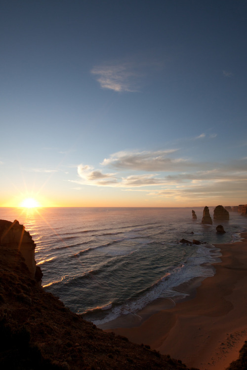 touchdisky:  The Twelve Apostles, Australia by Els L