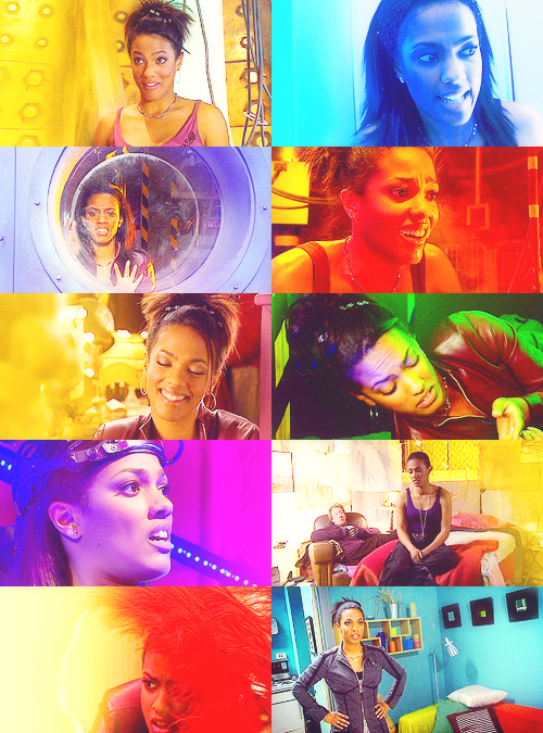 Screencap meme ¦ Martha Jones + Colours Abound