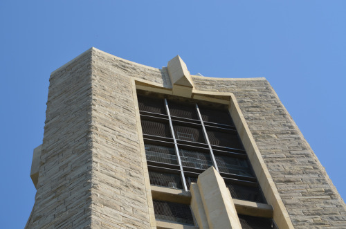 University of Kansas Bell Tower (by jeffreywhittle)
