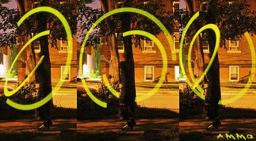 some lazy poi circles from a couple weeks back.