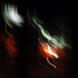 #urban #abstract #light #painting #brooklyn #night