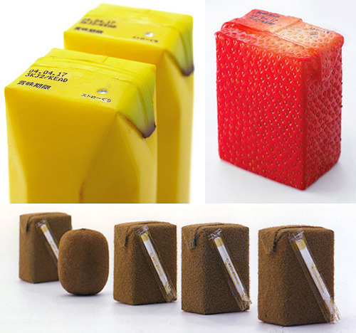 an-absolute-horizon:  interesting and innovative juice boxes by naoto fukasawa
