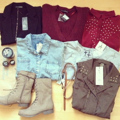 fashionoverhype:  haul (: !!  instagram: liesaac collarcollections.tumblr.com
