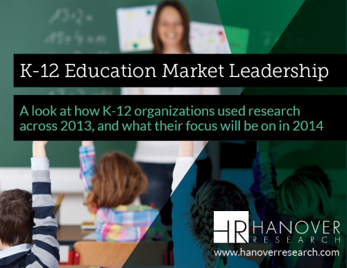 Hanover's K-12 Year in Review 2013http://www.hanoverresearch.com/media/Hanover-Research-K-12-2013-Year-in-Review.pdf
