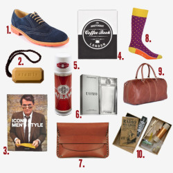 Top 10 Gifts for Father's Day 2013 http://ldnfashion.com/news-features/top-10-gifts-for-fathers-day-2013/