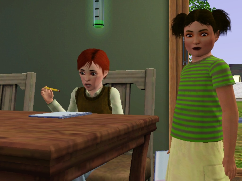 simsgonewrong:  I think they just killed someone…