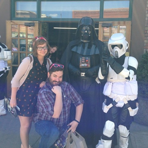 fetts:  #FCBD (at Merlyn's Comics And Games)