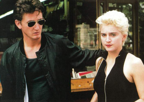 Sean Penn and #Madonna 1986