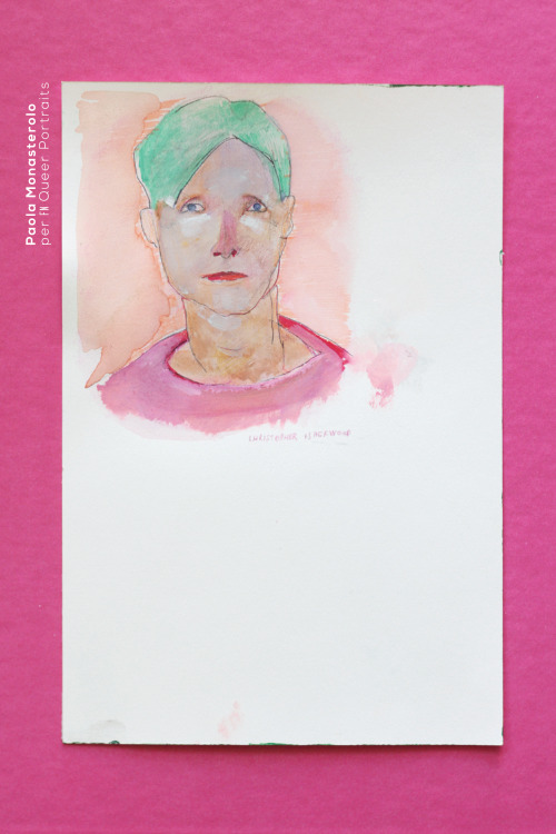 Christopher Isherwood → Queer Portraits, di Paola Monasterolo → solo su FN