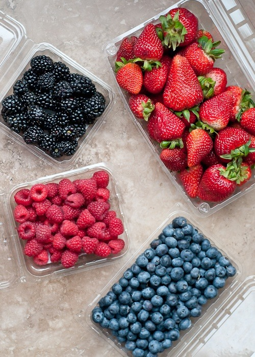 get-fit-4-life:  Beautiful berries!
