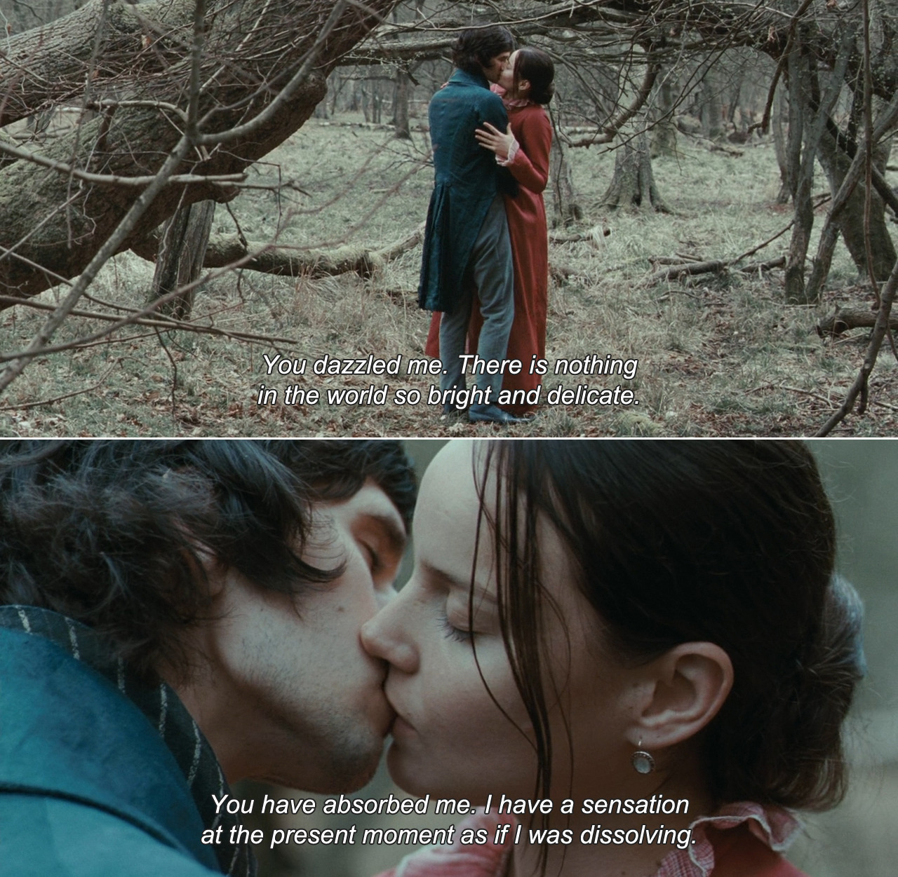 Anamorphosis and Isolate — ― Bright Star (2009) John Keats: You ...