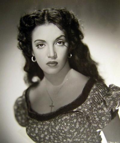 retrogasm:  Happy Cinco de Mayo Katy Jurado