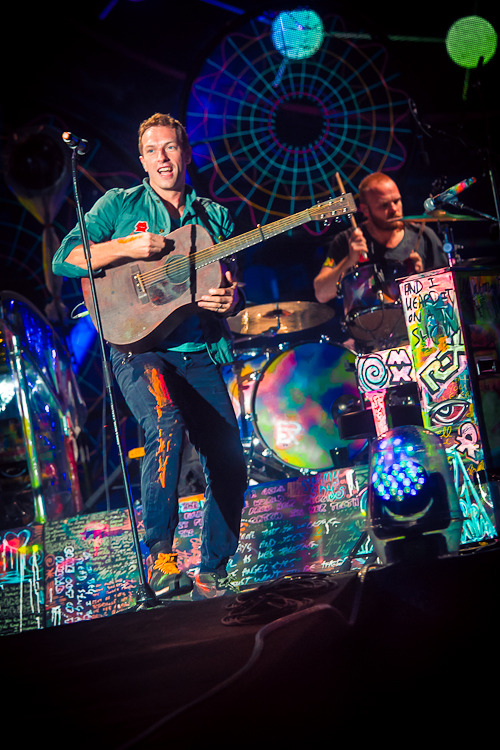 ponsiilover:  Coldplay - Poland 2012
