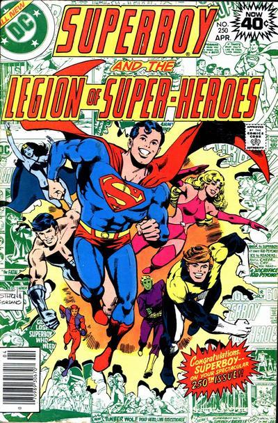 Superboy and The Legion Of Superheroes