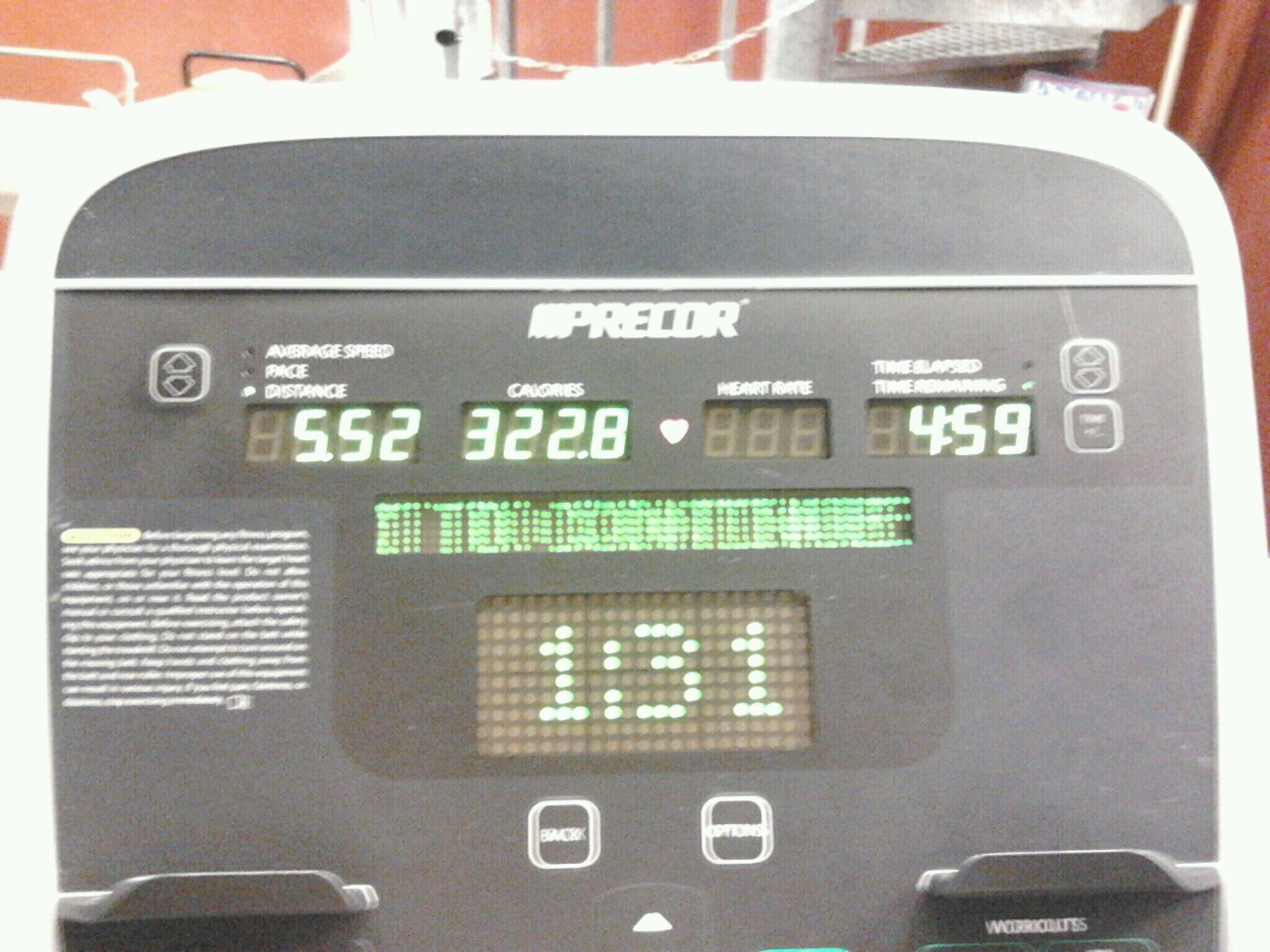Soooo. I just did my first 5k on a treadmill, and then pushed another 0.5k. You have no idea how proud I am of myself.