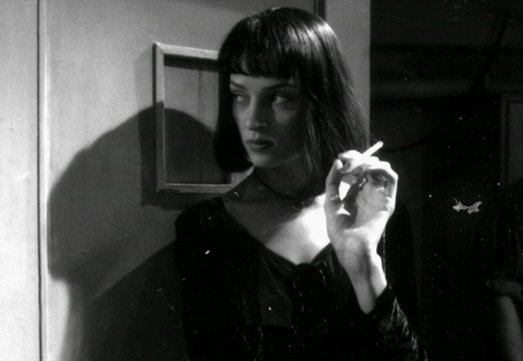 Uma Thurman in Pulp Fiction (1994) Ƹ̴Ӂ̴Ʒ