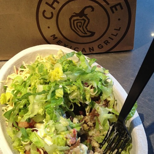 Heaven #chipotle