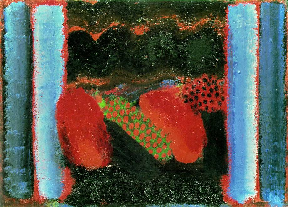 cavetocanvas:  Howard Hodgkin, Day Dreams, 1977-80