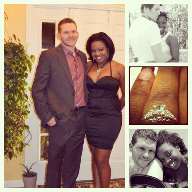 #picstitch a year ago we made a promise to each other to spend the rest of our lives together. Through all of the ups an downs you remain my best friend above all else and for that I am so grateful. I love you!! ❤
