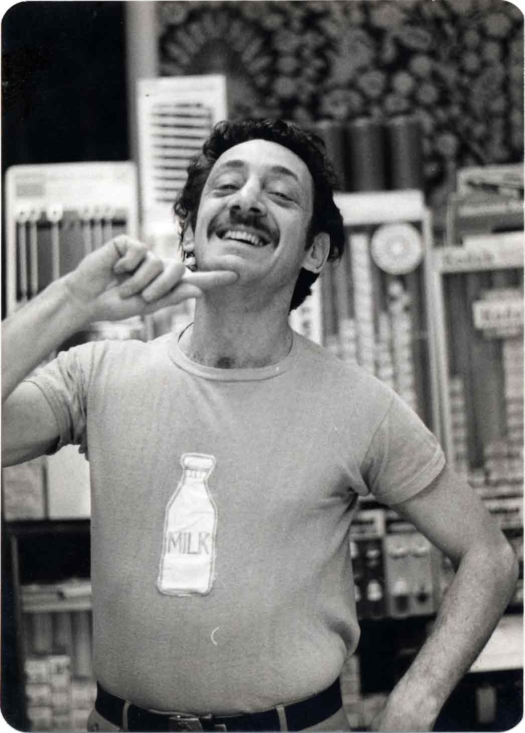 "Happy Harvey Milk Day everyone (especially to my fellow LGBTQ community)! Let's take this day to honor and rejoice in the legacy Mr. Milk left for us all and keep trudging forward! ""Hope will never be silent!"" -Mr. Bohs"