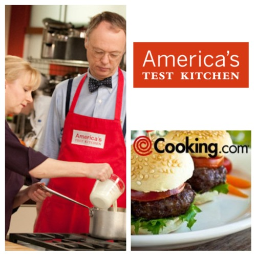 We're giving away $100 gift card to Cooking.com and a year membership to the America's Test Kitchen Online Cooking School (Valued at $480)! To enter: tweet about any of our YouTube videos with the hashtag #ATKschool. We're picking 1 winner per day on Twitter, until December 22, 2012. http://bit.ly/SUwNmi