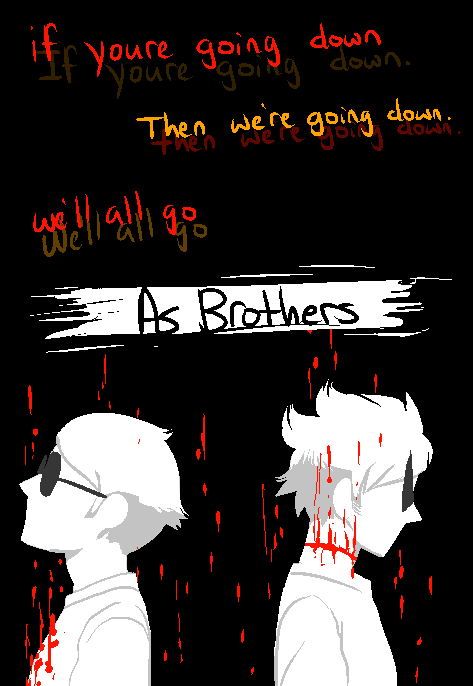 w00t! For fun because I really love this song: Brothers by Rocketboys