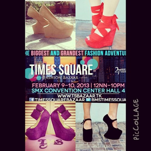 "DAS will be at the ""TIMES SQUARE"" bazaar this Saturday and Sunday (Feb9 & 10) at SMX f"