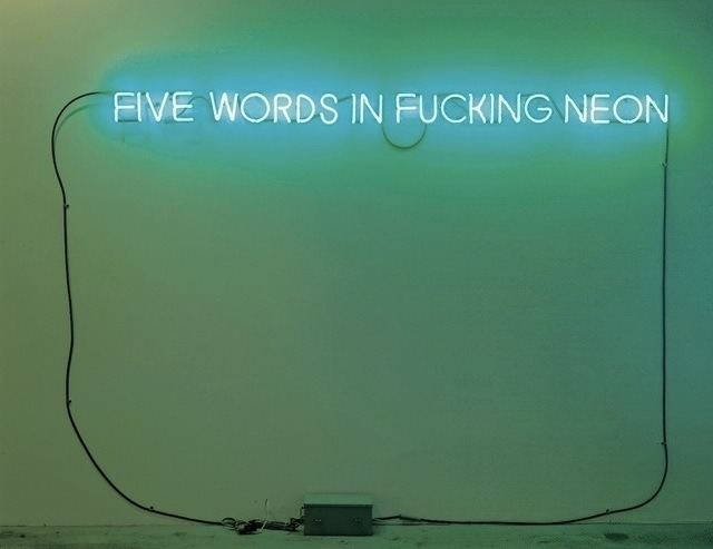 Five words