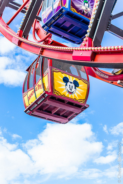Mickey's Fun Wheel on Flickr.Via Flickr:www.mouseworks.tumblr.com